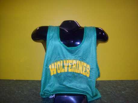We can screen print jerseys and basketball shirts!